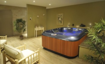 jacuzzi privatif yonko spa